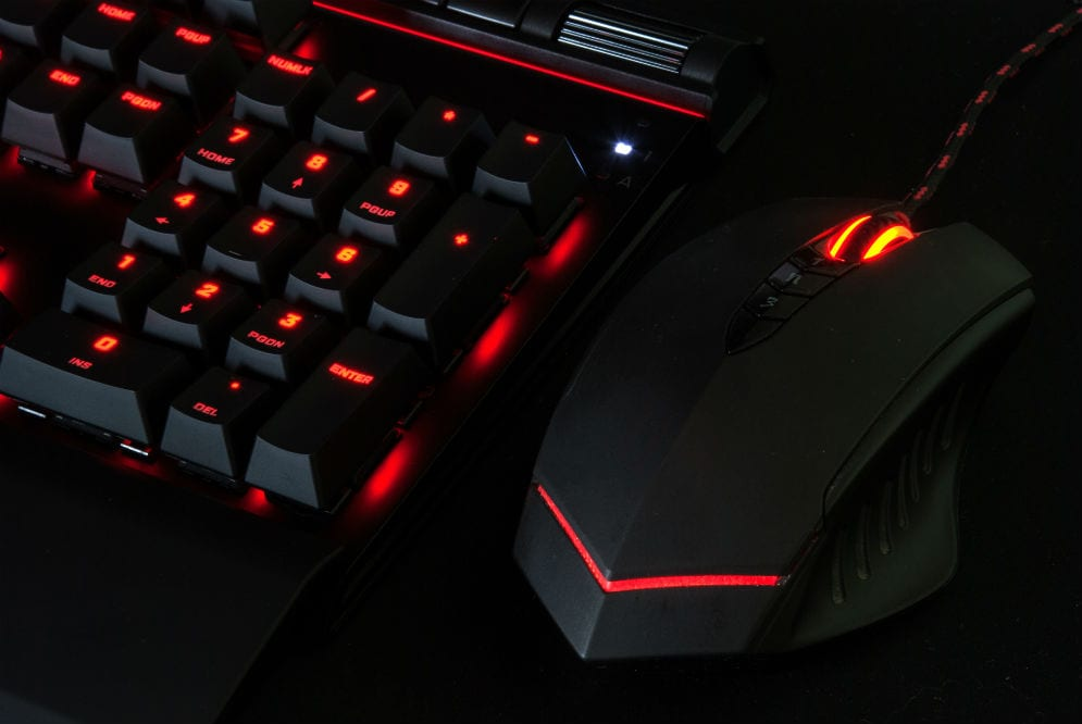 Best MMO Gaming Mouse 2019
