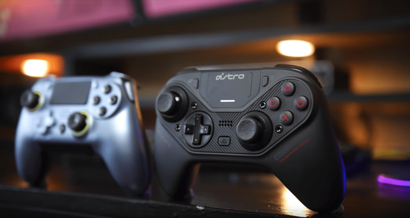 Astro C40 TR vs Scuf Vantage: Battle for the Best Controller
