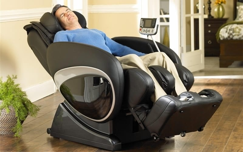 Best Massage Chairs For Gamers To Relax In (2019