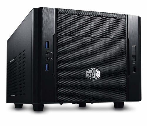 Cooler Master RC-130-KKN1 Elite 130 - Mini-ITX Computer Case