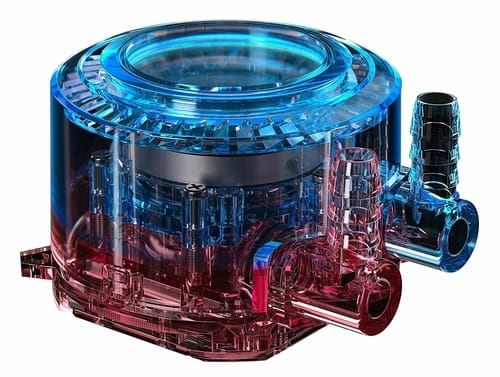 cpu cooler system