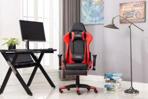Best Gaming Chairs with a Footrest in 2020